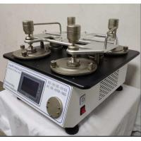 China HTF-001 Martindale Abrasion And Pilling Tester  (2,4,6,8 heads-Touch Screen Control) wholesale