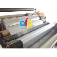 Quality Offset Printing Silver Metalized Polyester Film Both Side High Corona Treated for sale