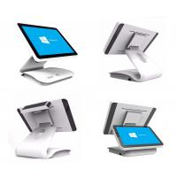 Buy cheap 15 . 6 Inch Capacitive Touch Screen POS Terminal White Color Fanless Factory from wholesalers