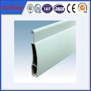 China Aluminum Electric Roller Shutter Rolling Shutter Door Profile wholesale