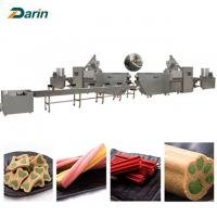 China Long performance Dog Food Extruder 100-150kg per hour Capacity wholesale