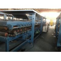 China EPS and Rockwool Sandwch Panel Production Line Chain Driven System wholesale