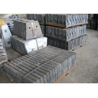 China Dia3.8m Mill Liner Design And Installation Cr-Mo Steel Castings for Cement Mill wholesale