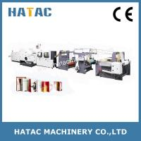 China Double-Layer Paper Bag Making Machinery,Bag Making and Printing Machine on sale