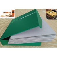 China Uncoated 2mm Grey Chipboard Book Binding Cardboard For Book Cover Material wholesale