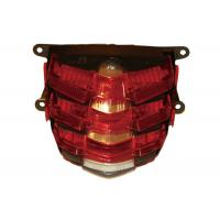 China ABS Motorcycle Driving Lights , Performance Motorcycle Parts Motors Tail Lamp wholesale
