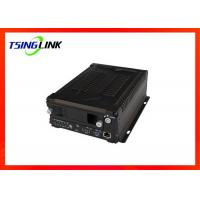 China 4CH Intelligent Mobile NVR MDVR Recorder For Truck Bus CCTV Surveillance wholesale