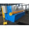 Buy cheap 25 x 2500 Heavy Duty Hydraulic Shearing Machine / metal cutting from wholesalers
