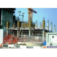 China Flexibly Assembled Column Formwork with H20 Wooden Beam and Steel Walers wholesale