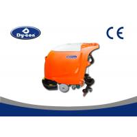 China Dycon High Efficiency Commerce Double-Color Floor Scrubber Dryer Machine , Ground Cleaner wholesale