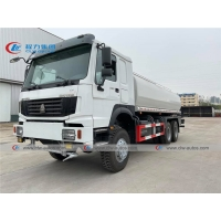 China Howo 6X6 Off Road 20000L 5000 Gallon Water Bowser Truck wholesale