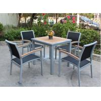 China outdoor garden teak dining furniture-16231 wholesale