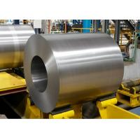 China High Grade Crc Steel Sheet, Low Carbon Steel Strip Coil For Automobile Manufacture wholesale