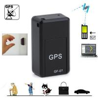Quality GF-07 Quad Band GSM GPRS GPS Tracker Remote Audio Transmitter Bug Sound Trigger for sale