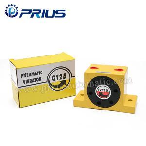 China Aluminium Alloy Pneumatic Components GT Industrial Pneumatic Vibrators wholesale
