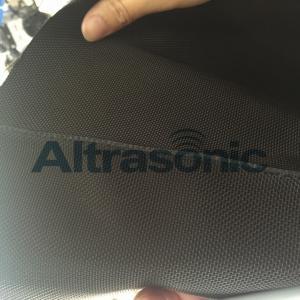 Quality Auto Tuning Denier Ballistic Nylon Ultrasonic Sealing Machine 35Khz for sale