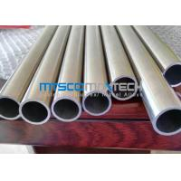 China Seamless 18 BWG Bright Annealed Sanitary Tube , ASTM A269 Cold Drawn Tubing wholesale