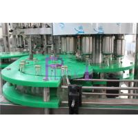 China 10000BPH 32 Heads Bottle Filling Machine For Pulling Cover Combined Type wholesale