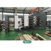 Five Shafted Paper Reel Racks with Auto Rectifiction Servo System Tuber machine