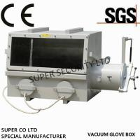 China Vacuum Glove Box/ Bench top stainless glove box for material science,chemistry use wholesale
