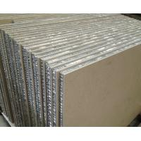 China Stone honeycomb panels for facade wall envelope,honeycomb stone panels,composite stone panels, wholesale