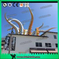 China Stage Decoration Inflatable Octopus Cartoon Inflatable Tentacle wholesale