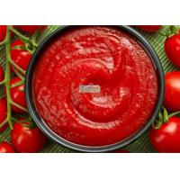 Easy To Use Sweet Tomato Sauce / Canned Tomato Ketchup OEM Brand 70g