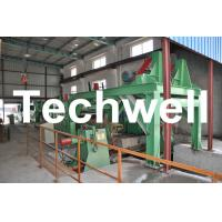 China Uncoiler Leveling Cut To Length Line, 2 - 8mm Steel Coil Cut To Length Line wholesale