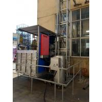 China 1500kg 450 2 * 11kw Construction Material Lifting Equipment Controlling On Ground wholesale