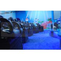 China Large Screen  5D Movie Theater Three-dimensional With  Special Effect wholesale