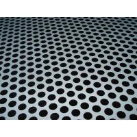 China Perforated Metal Filter Screen-round hole Perforated Metal Material Filter Cloth on sale