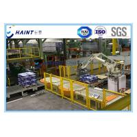 Industrial Manipulator Automatic Palletizing System For Carton Boxes