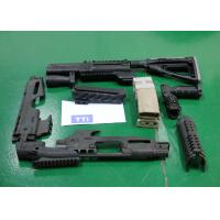 China Multi / Single cavity Plastic Injection Molding Parts High precision Gun Covers wholesale