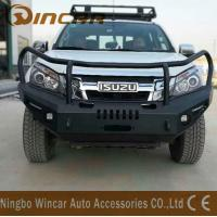 Buy cheap Steel Material 4X4 Off-Road Accessories The Whole Set Front Bumper For D-Max from wholesalers