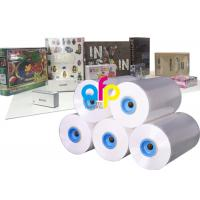 China Premium Center Folded Polyolefin Shrink Film For Heat Wrapping Moisture Proof wholesale