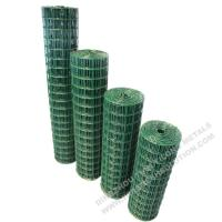 China Metal 4 X 4 Welded Wire Mesh Anti - Water For Industry / Farming Security wholesale