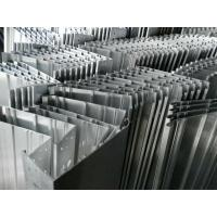 China 5 Meters / 6 Meter CNC Machining Aluminum Profile For Hvac Equipment / Ventilator on sale