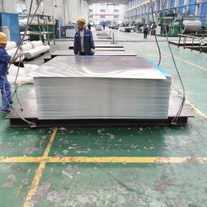 China Thin Aluminum Sheet 8x4 Aluminium Sheet 6061 T6 Aluminum Sheet wholesale