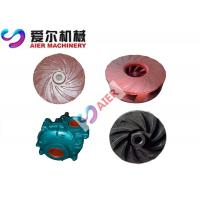 China Centrifugal Slurry Pump Wear Resistant Interchangable With  Pump And Parts wholesale