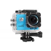China Blue 1.5 Inch Screen Wifi Outdoor Sports Camera 1080P Waterproof  for Underwater Use wholesale