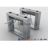 China Waist Height  Tripod Turnstile Auto - Rotation For RFID Control System wholesale