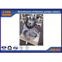 China QJB4.0/6-320/3-980S Submersible Mixer , stainless submerged mixer for sludge stirring wholesale