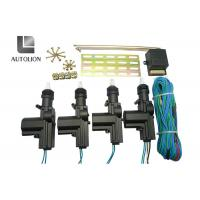 Car Auto Door Central Locking System with 1 Master and 3 Slaves Central Door