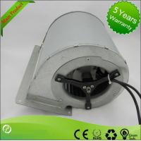 China Ec Motor 48V DC Double Inlet Centrifugal Fans / Dust Extraction Fan on sale