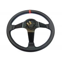 China High Durability Custom Steering Wheel Cover , Sports Steering Wheels For Cars wholesale