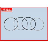China FVR 6HK1  Isuzu Piston Rings 8980401250 0.1 KG Net Weight Small Size wholesale