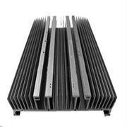 China Heat Sinks For Decorations , Extruded Aluminum Heatsink AL6000 Anodized Electrophoresis wholesale