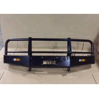 China Off Road Accessories Winch Bull Bar LC 76 Front Bumper Guard 4x4 For Toyota Land Cruiser wholesale