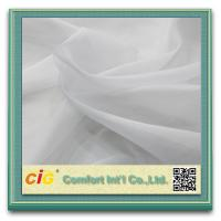 China Sheer Window Curtains Curtain And Sheer Fabric , Luxury Curtain Cloth Multicolor wholesale
