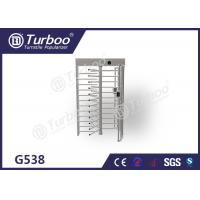 Quality Semi - Automatic Access Control Turnstile Gate High Temperature Resistance for sale